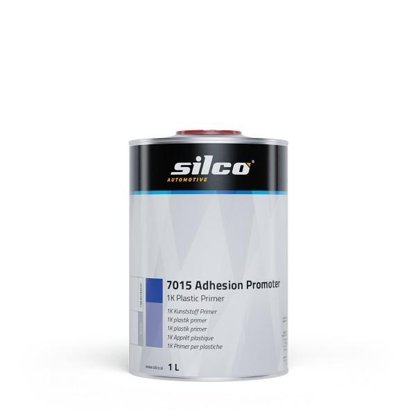 Silco 1K Kunststoff-Primer 7015 Adhesion Promoter Silber 1L