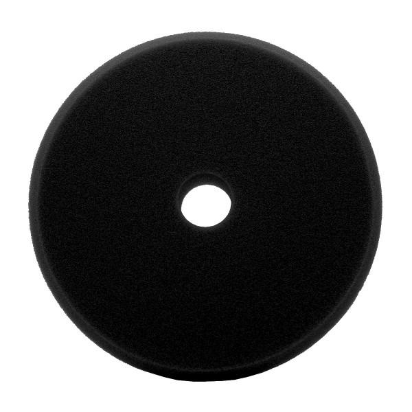 ColorPower Polierpad schwarz 163/150 x 30 mm, Mittelloch, weich