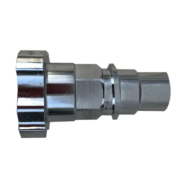silco Adapter Twist-Cup für DeVilbiss Lackierpistolen