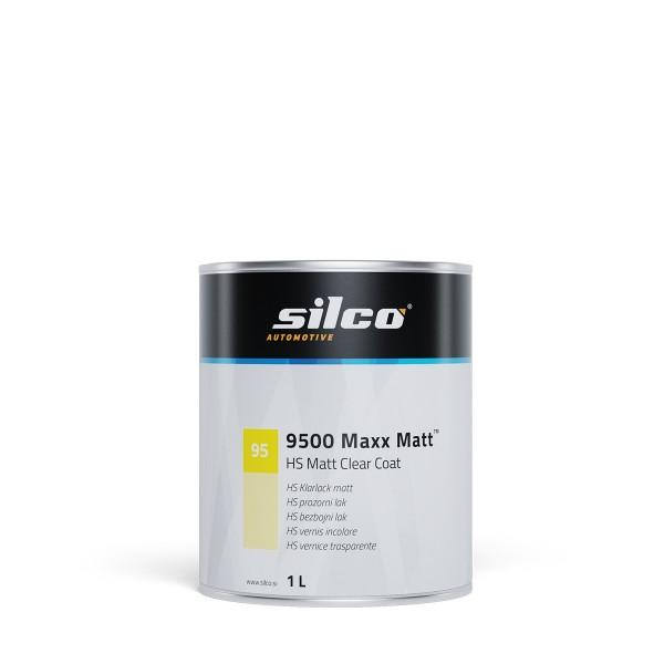 silco HS Matt Klarlack 9500 Maxx 1L