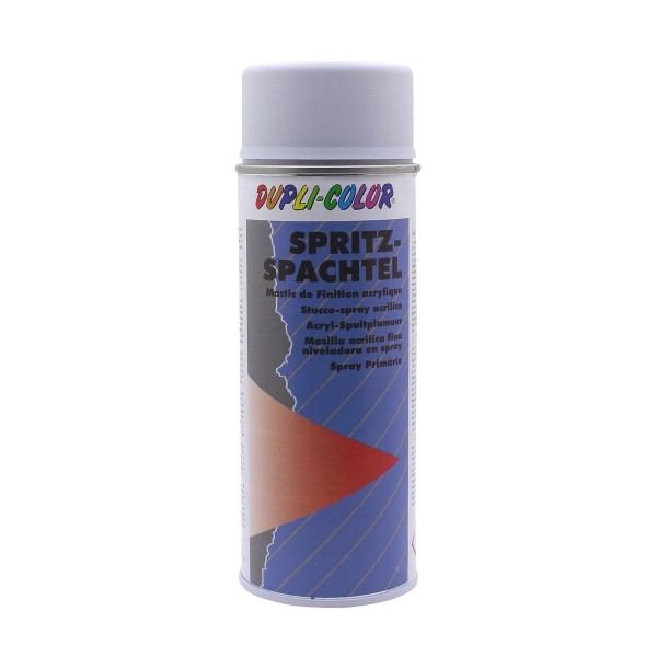 DUPLI-COLOR Acryl-Spritzspachtel Grau 400 ml Spraydose