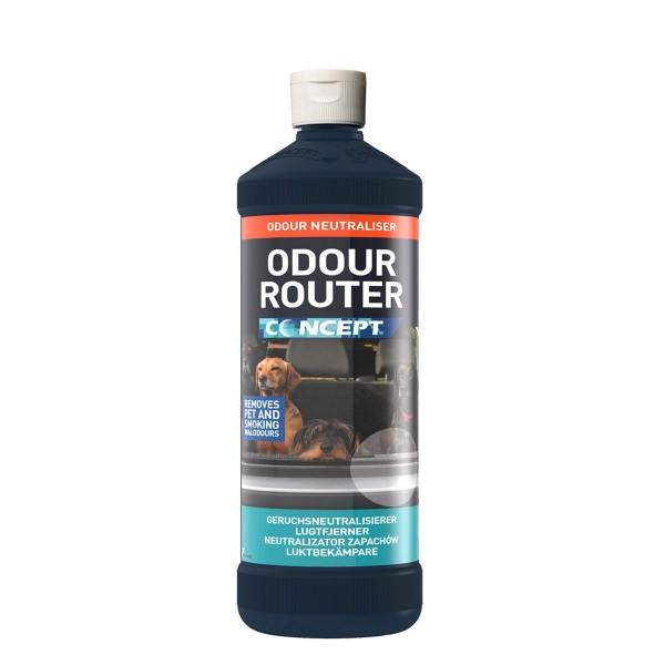 ODOUR ROUTER FRUIT - Geruchsentferner mit Lufterfrischer Frucht-Duft