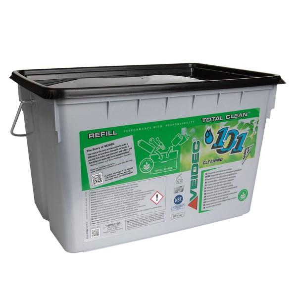 VEIDEC Total Clean Refill - Reinigungstücher