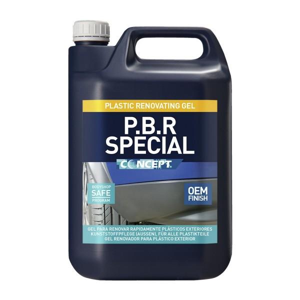 PBR Special Gel - Kunststoffpflege Außen