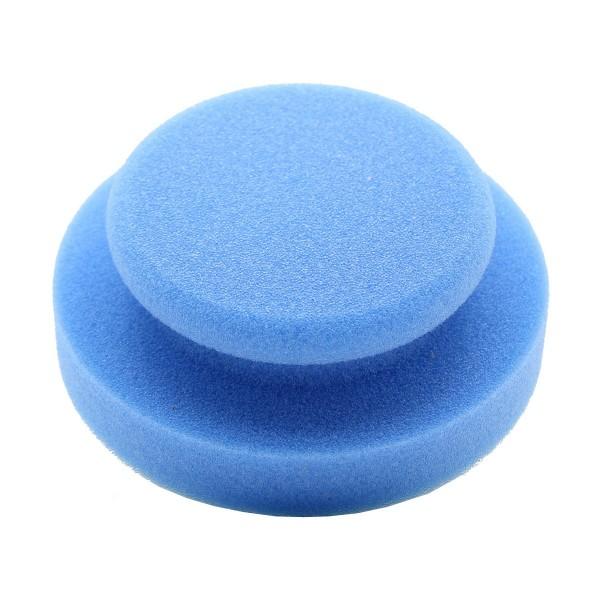 Hand-Polierpad Blau