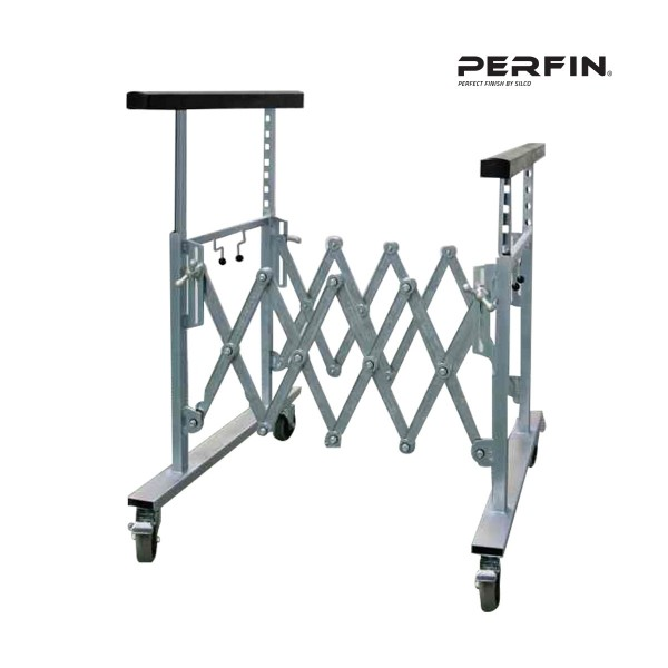 Perfin Multipurpose Adjustable Stand Lackierständer