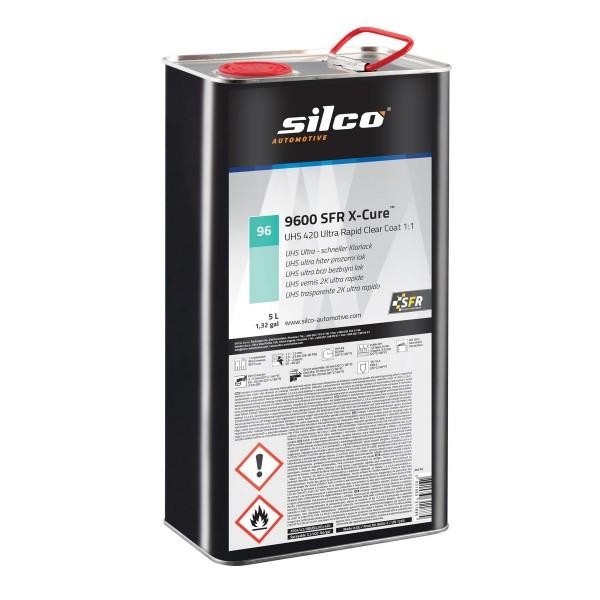 silco 5-Minuten Klarlack 9600 SFR X-Cure