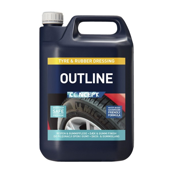 OUTLINE - Reifenpflege & Gummipflege