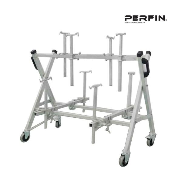 Perfin Heavy Duty Panel Stand Lackierständer