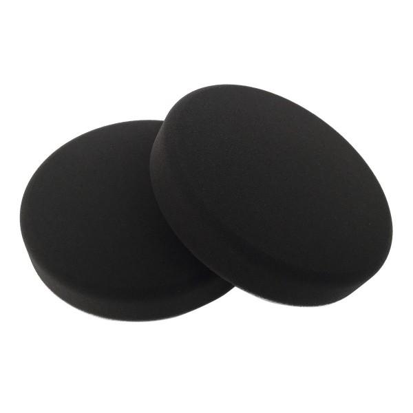 Polierpad weich schwarz 160 mm