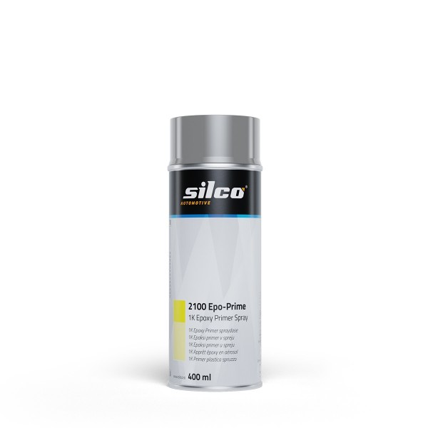 Silco Epoxy-Sprühprimer 2100 Epo-Prime Grau 400ml