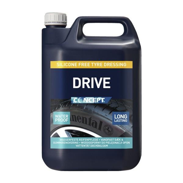 DRIVE Reifenpflege - Silikonfrei