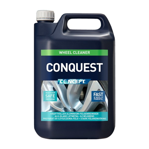 Conquest Wheel Cleaner - Alu-Felgenreiniger säurefrei