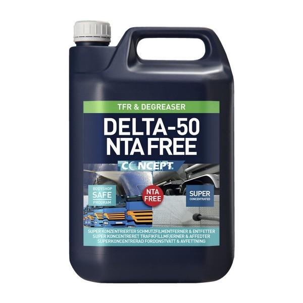 Delta-50 - Reiniger / Entfetter Konzentrat