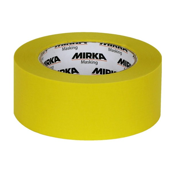 MIRKA Abdeckband 120˚C Lime Line 50 m