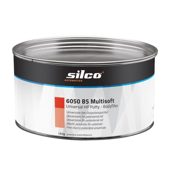 silco Spachtel 6050 B5 Multisoft