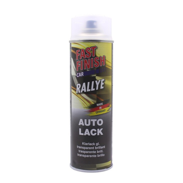 DUPLI-COLOR RALLYE Autolack Klarlack Glänzend 500 ml Fast Finish Spraydose