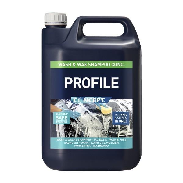 Profile Wash & Wax Shampoo Reiniger Konzentrat