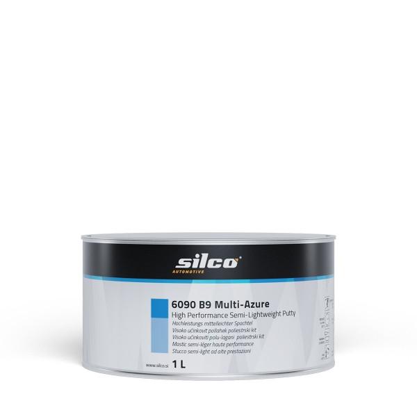 Silco Hochleistungs-Spachtel 6090 B9 Multi-Azure Mittelleicht 1L