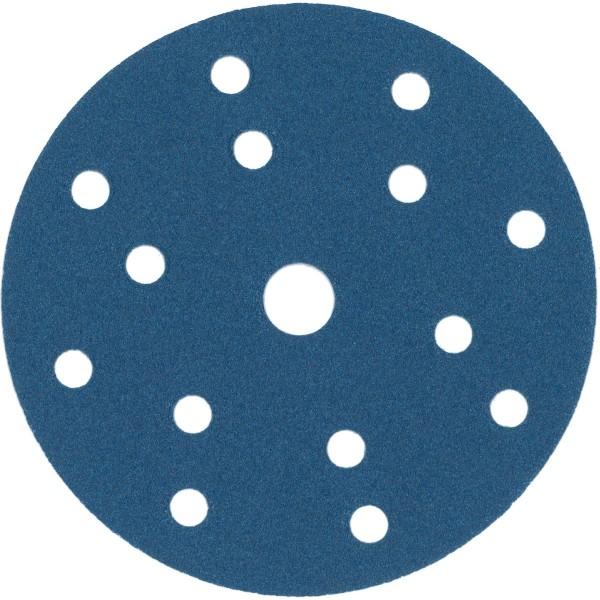 NORTON 150 mm Exzenterscheiben Blue Fire H835
