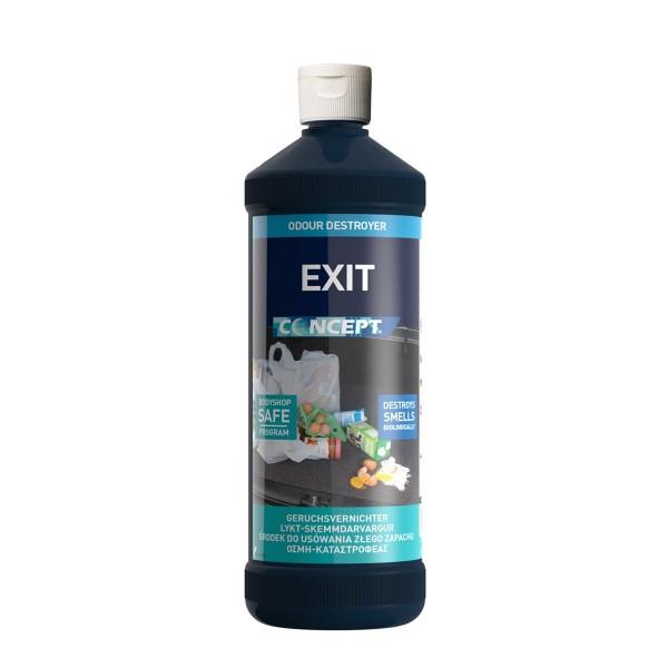 EXIT ODOUR DESTROYER - Geruchskiller / Geruchsneutralisierer
