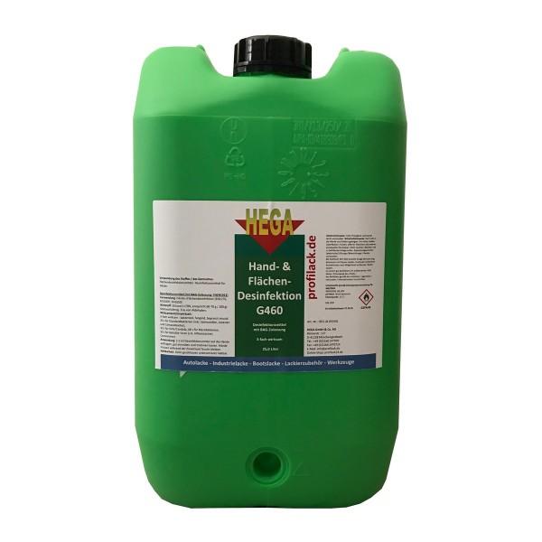 Hand- & Flächen-Desinfektionsmittel 25 L
